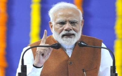 Global energy arena changing: Modi