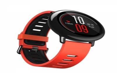 Huami's Amazfit Verge wearable available on Amazon from Jan 15