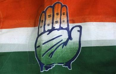 By inducting 'tainted' MLAs, BJP stands by rapists, illegal gambling: Congress