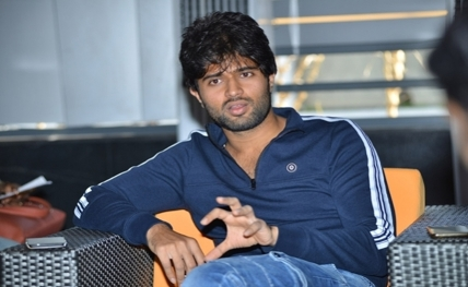 'Arjun Reddy' star returns to familiar action zone