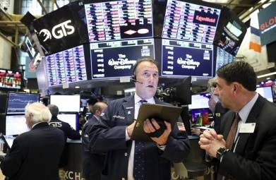 Wall Street ends higher as US-Mexico trade tensions ease