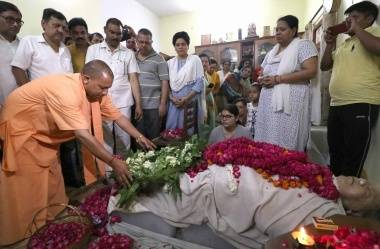 Ex-BJP MP passes away, body donated to hospital