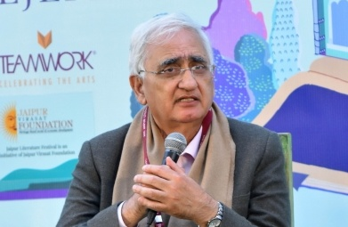 Muslim vote fragmented in UP, says Khurshid (IANS Interview)