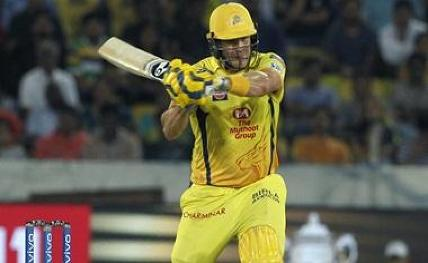Watson confident of CSK coming back stronger in 2020