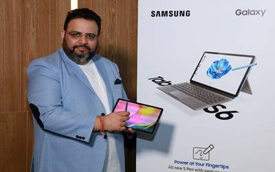 Samsung Galaxy Tab S6, Watch 4G, Watch Active2 launched