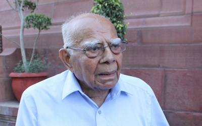 Ram Jethmalani: Doyen of criminal law & politician with colour