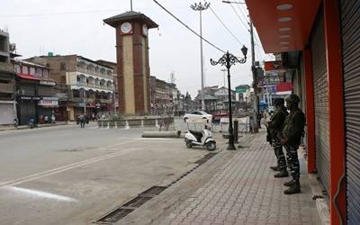 Security forces maintain dominance in J&K as Pak attempts to disturb peace