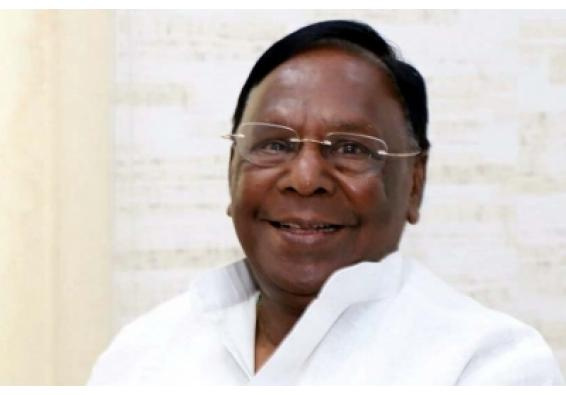 Most CMs stressed lockdown extension to PM: Narayanasamy