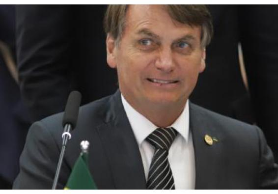 Everyone will probably contract COVID-19 at some point: Bolsonaro