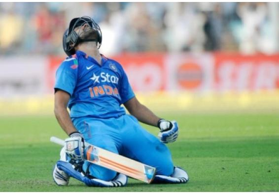 Best moment with Dhoni was my first ODI double ton: Rohit