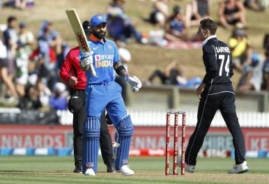 Taylor and Latham were unstoppable in the middle overs: Kohli