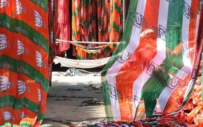 BJP's Rs 2,410 crore income is 2/3rd of 6 national parties
