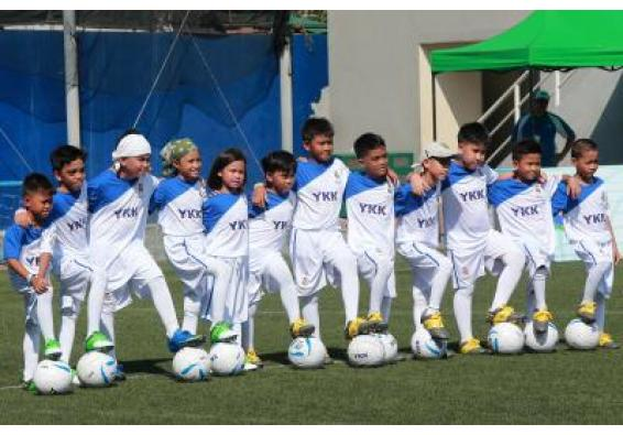 'Over 50,000 kids in Chennayin FC's grassroots program'