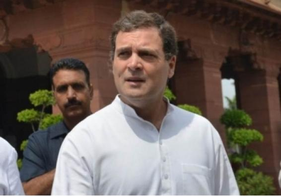Govt, BJP contradict each other while trying to corner Rahul on China clash