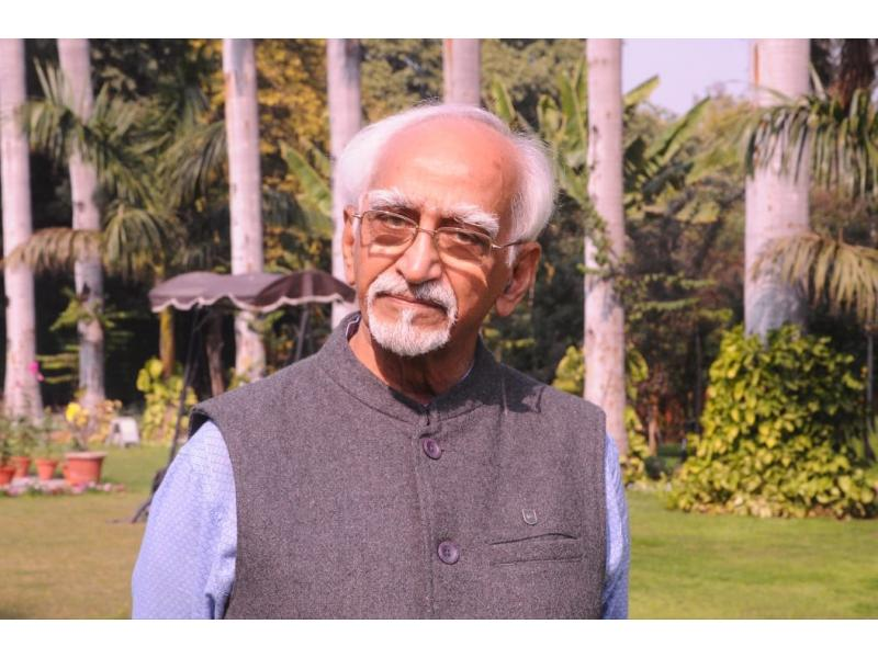 Hamid Ansari: The former V-P who wanted to become teacher