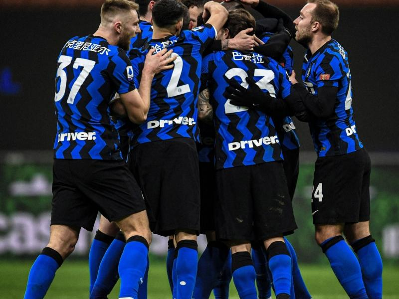 Serie A: Inter Milan moves top after beating Lazio