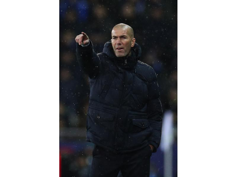 Zidane leaves out Benzema for Champions League tie against Atalanta