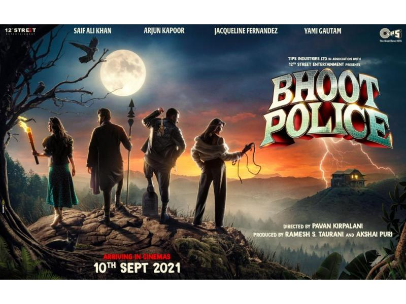 'Bhoot Police' to hit theatres on September 10