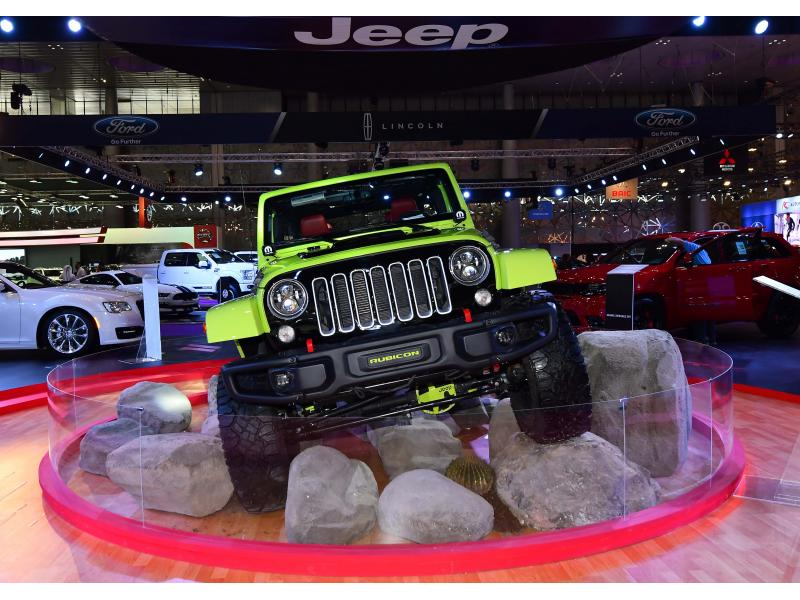 Jeep Wrangler now assembled in India