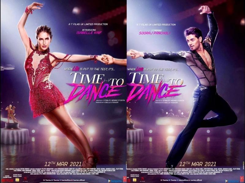 Sooraj Pancholi, Isabelle Kaif starrer 'Time To Dance' releases on March 12