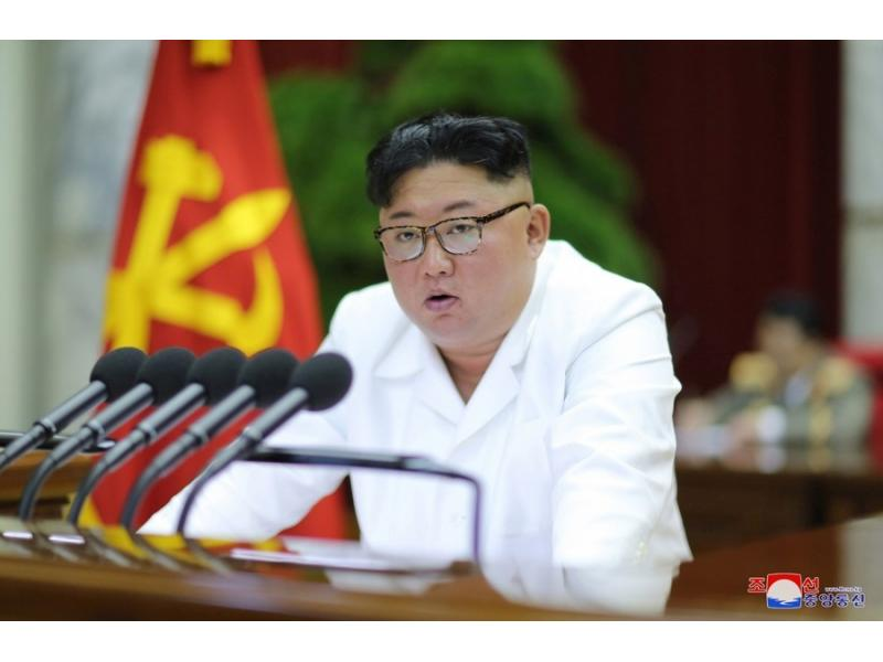 N.Korea holds 1st plenary of 8th Party Central Committee