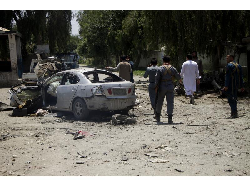 Afghan military discovers car bomb, defuses 32 IEDs