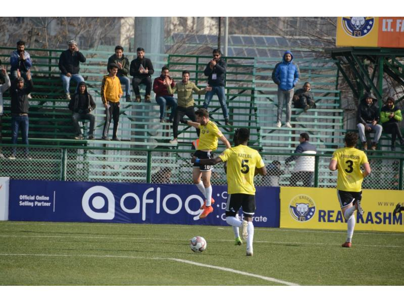 Gone in 9 seconds: New I-League season starts with new record