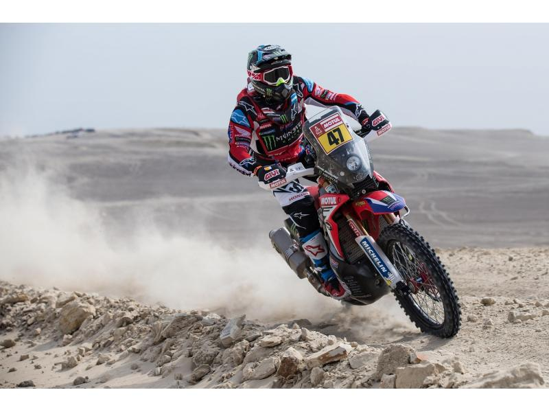 Dakar Rally 2021: Benavides takes lead after Cornejo's crash
