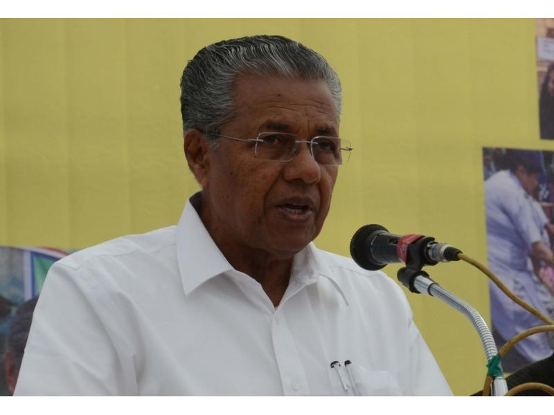 Kerala CM defends Minister in harassment case as Oppn walks out