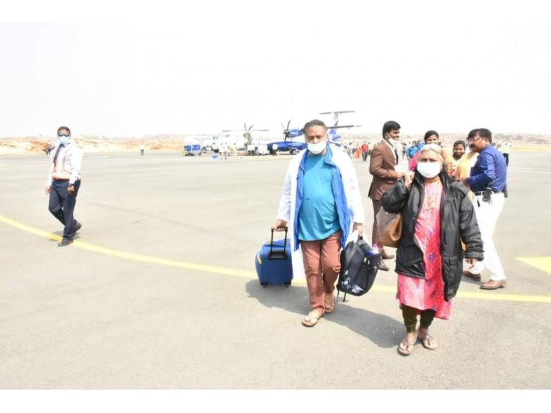 Air passengers confident in onboard safety: IATA