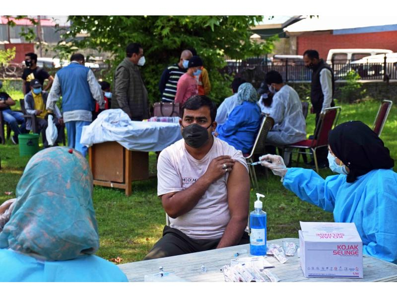 J&K sees 172 Covid recoveries, 84 new cases, 1 death