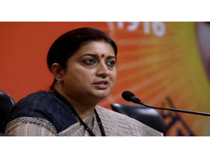 1,023 fast track courts set up for rape, POCSO Act cases: Irani