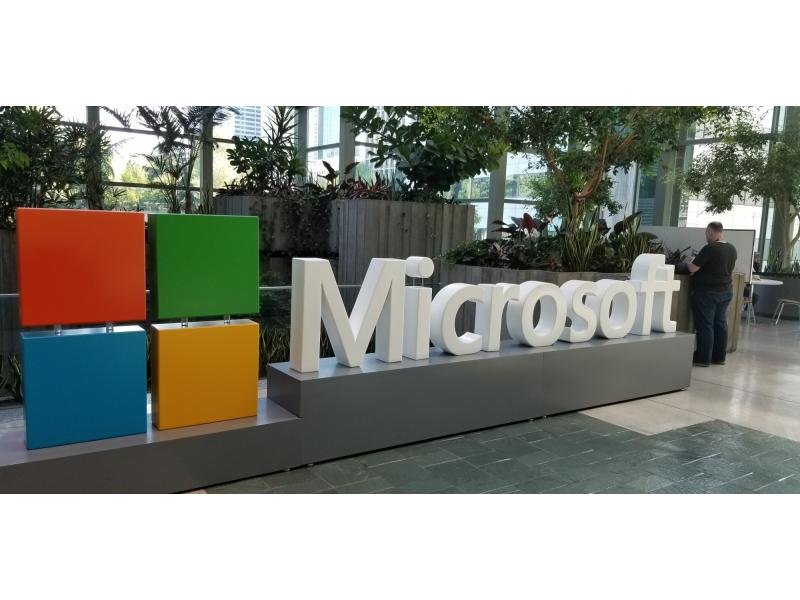 Microsoft, 5 other firms fined for personal data leaks