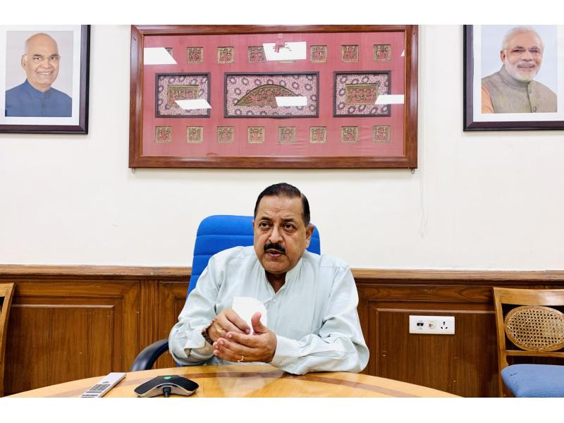 ISRO to assist development projects in NE through space technology