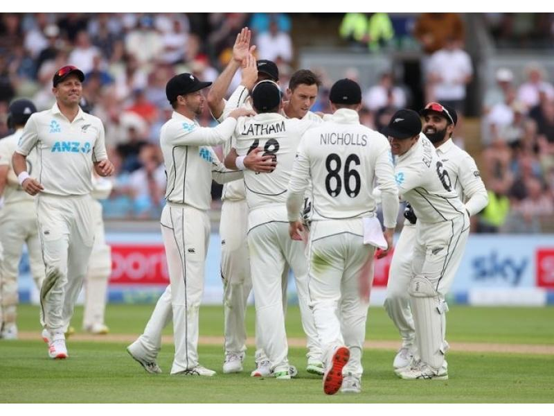 2nd Test vs NZ: England 258/7 in 1st innings on Day 1 (Stumps)