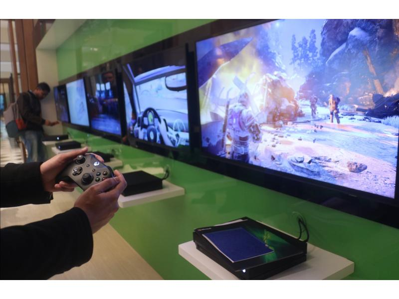 Microsoft to bring Xbox gaming directly into web-connected TVs