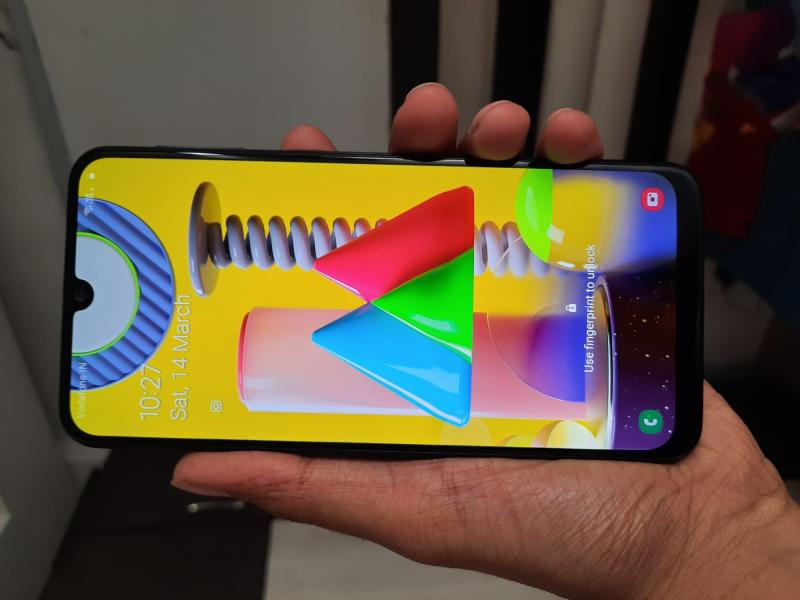 Samsung Galaxy M32 with industry-best display in India this month