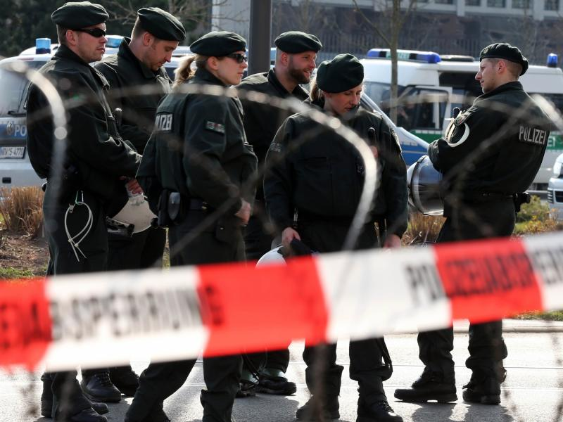 German city's special task force to be disbanded over extremist posts