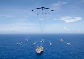 US Navy, IAF to carry out joint drill in Indian Ocean Region