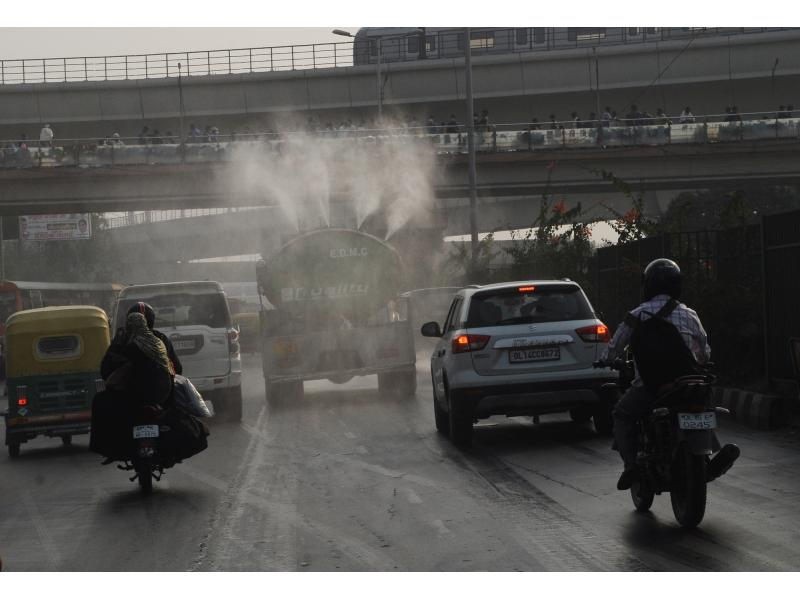 Delhi-Lucknow pollution went past 'permissible limits' in lockdown