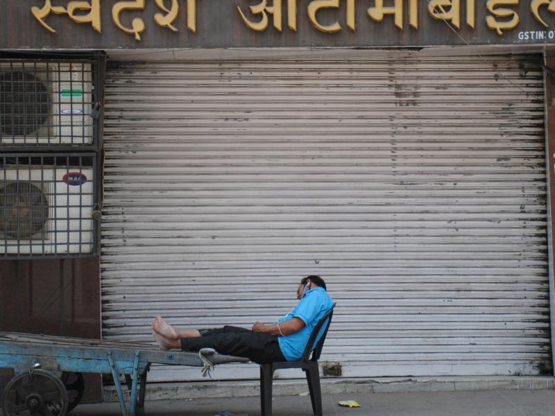 Covid Casualty: India's YoY FY21 GDP plunges 7.3% (Roundup)