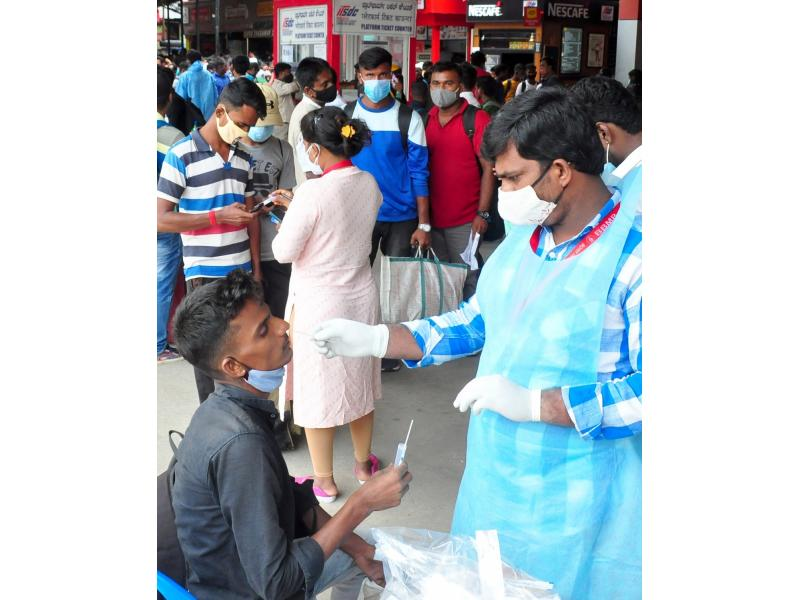 India logs 18,987 new Covid cases, 246 deaths