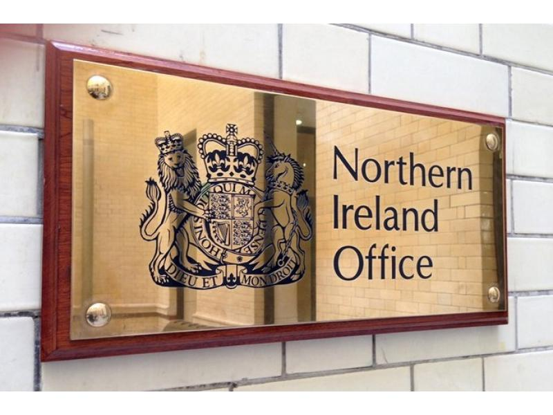 UK suggests 'intensive talks' with EU on Northern Ireland