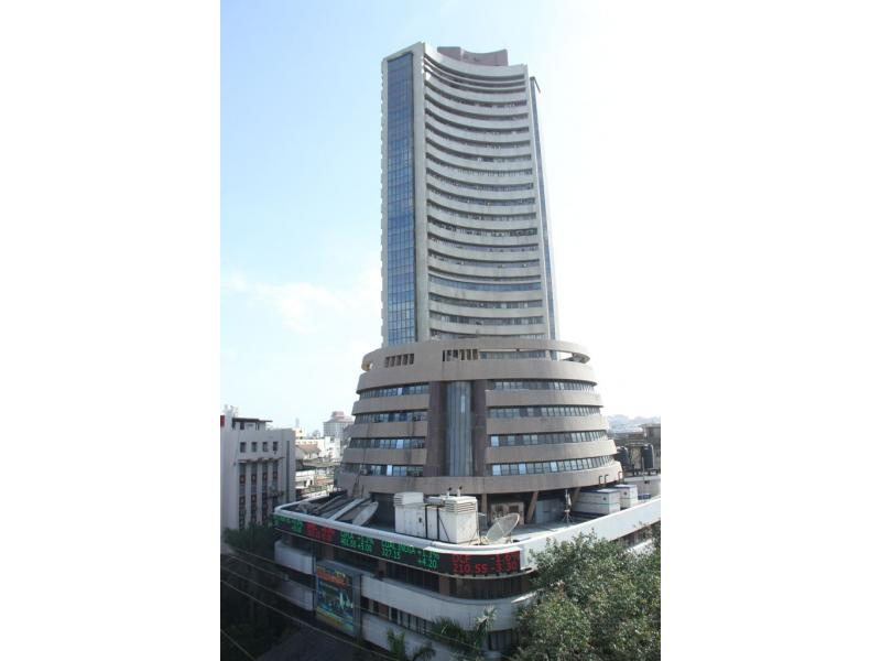 Positive macros, results push equities higher; Sensex closes above 61k (Roundup)