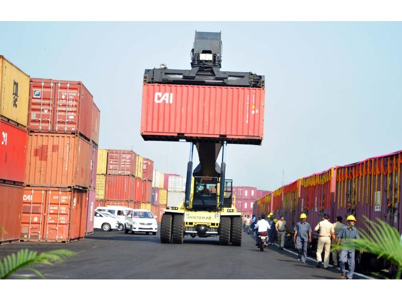 India's September exports, imports rise over 22% YoY (Lead)