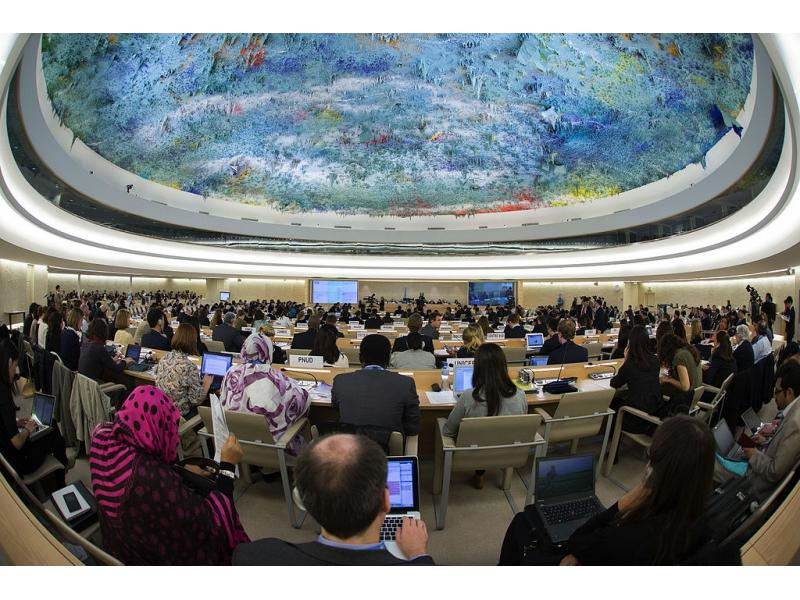 India re-elected unopposed to UN Human Rights Council