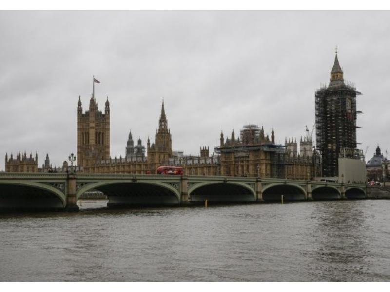 UK parliament placed out of bounds for Chinese envoy