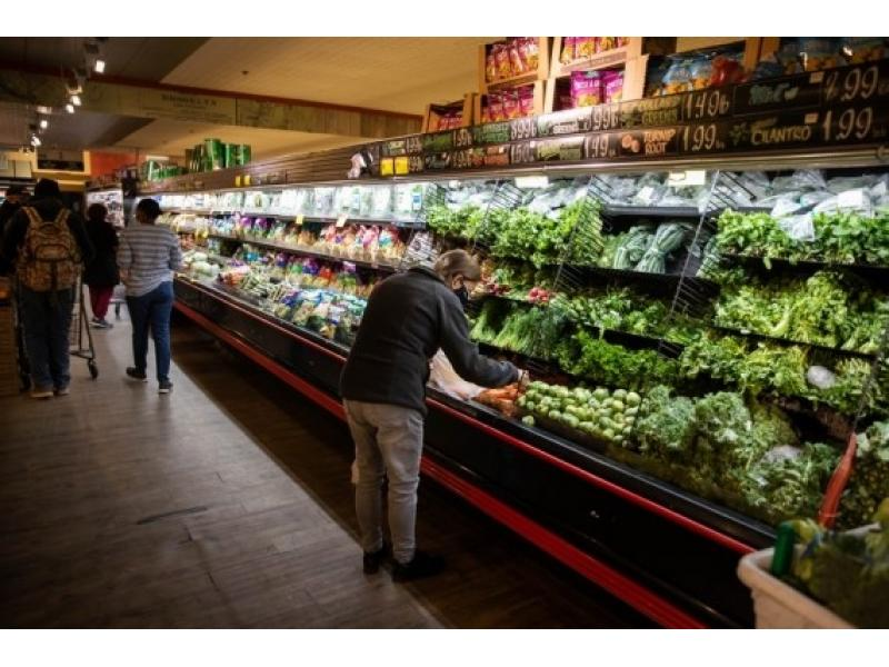 US inflation shows signs of easing in August amid Delta variant surge