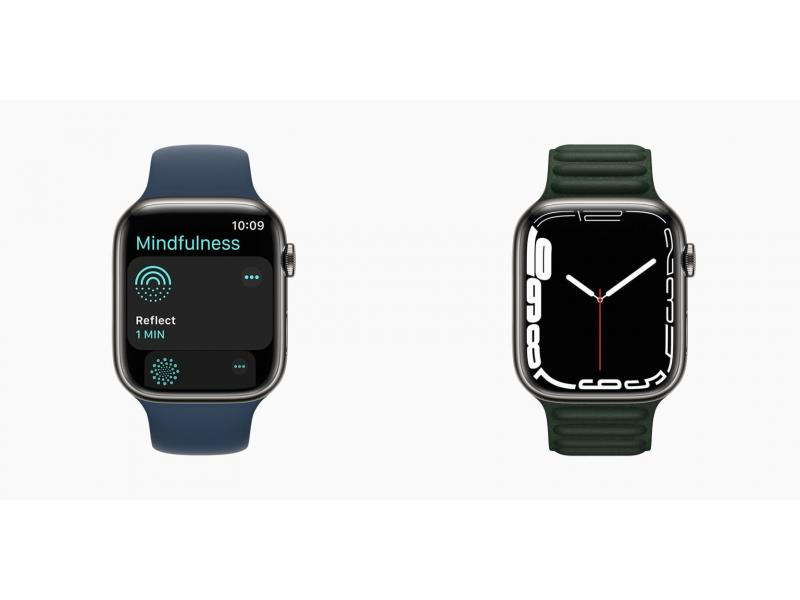 Apple unveils Watch Series 7 with redesigned display, new features