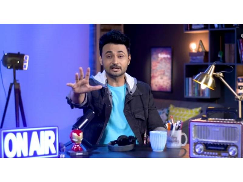 RJ Anmol opens up on game show 'Kya Bolti Public?'